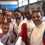 La magnifique équipe de France de Kick Boxing